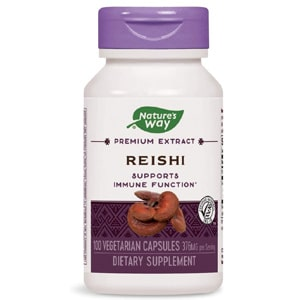 Nature S Way Reishi Capsules