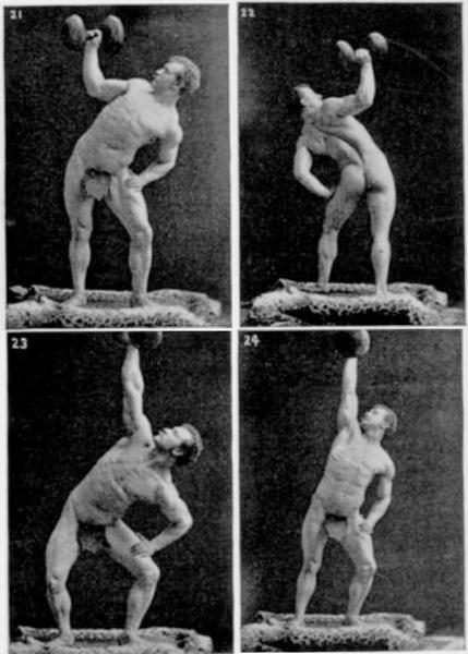Sandow Shoulder Press