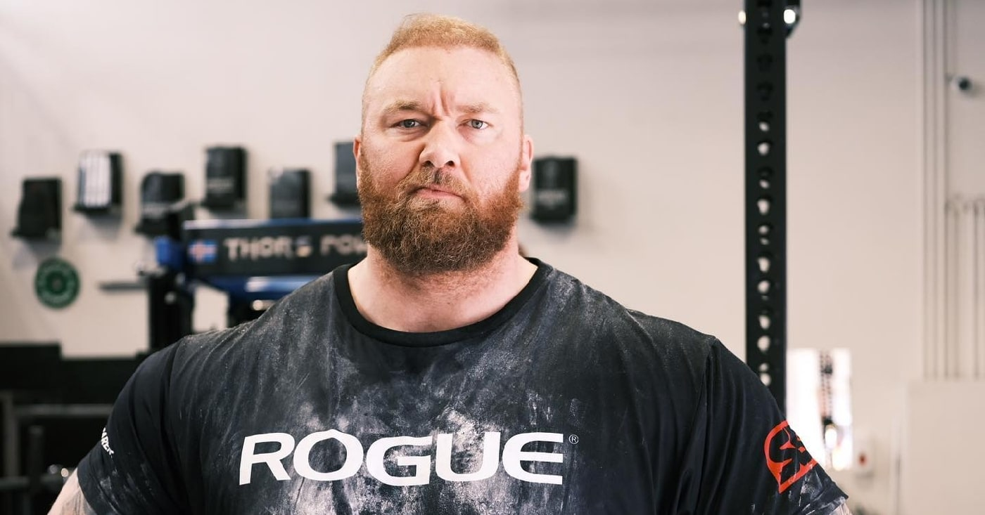 Hafthor Bjornsson Says 2020 Iceland S Strongest Man Will Likely Be My Last Strongman Show Fitness Volt