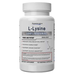 Superior Labs L Lysine