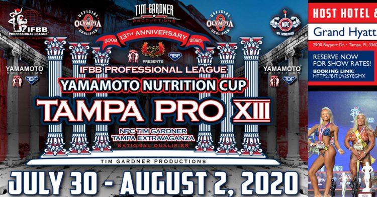Tampa Pro 2020