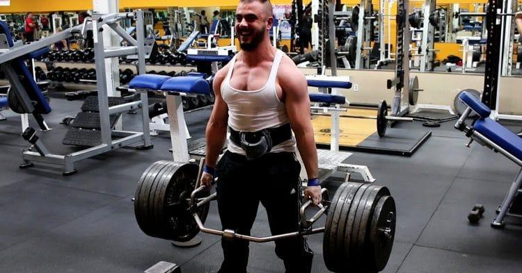 Trap Bar Deadlift Workouts For Total Body Development