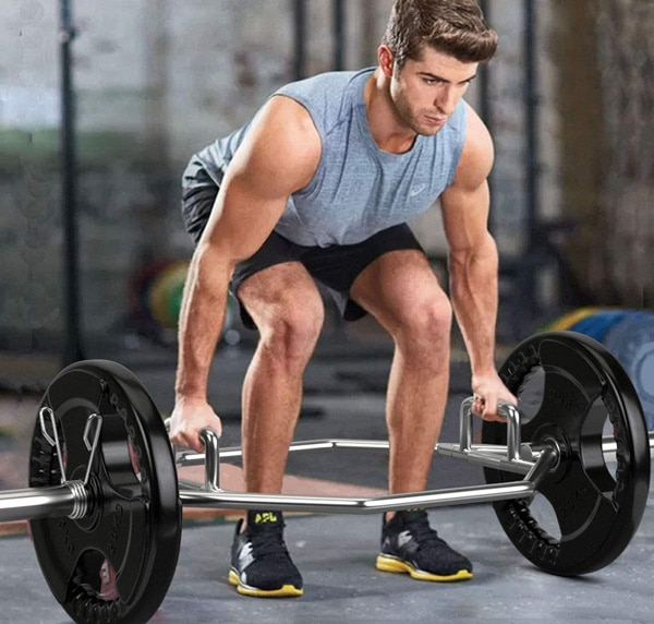 Trap Bar Deadlift Workouts