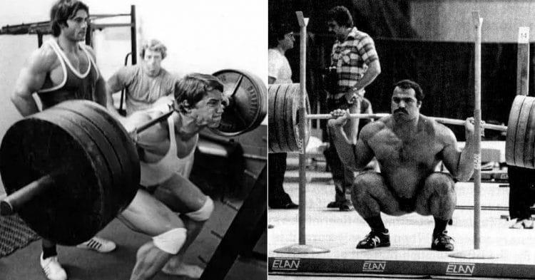 20 Rep Squat Routine