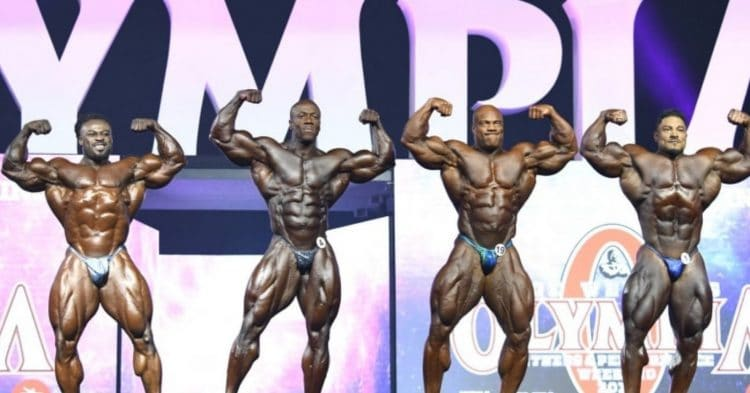 2020 Mr Olympia Qualifications