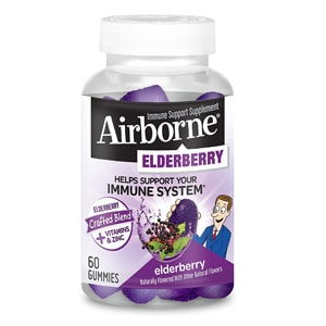 Airborne Elderberry Gummies