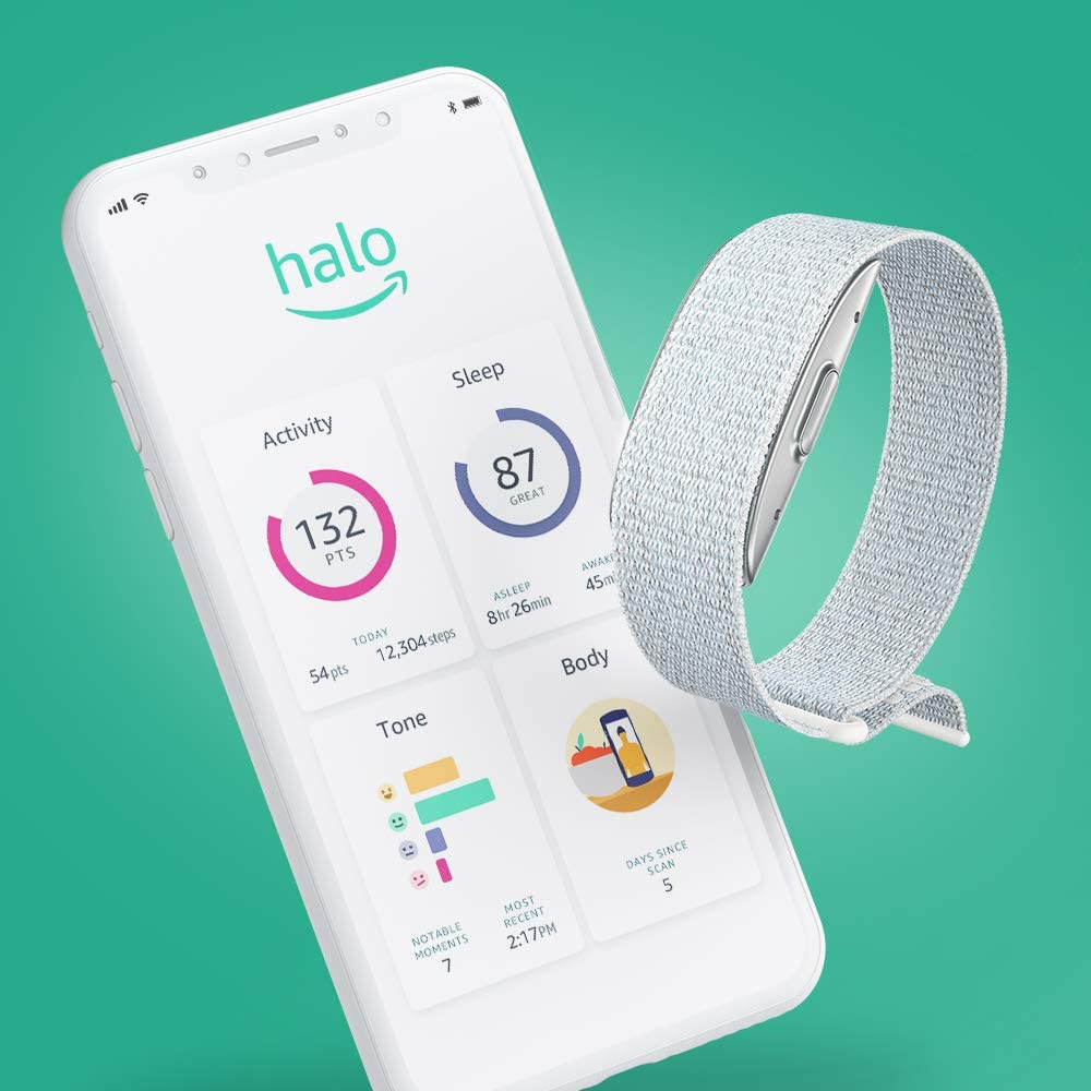 Amazon Halo Fitness Band