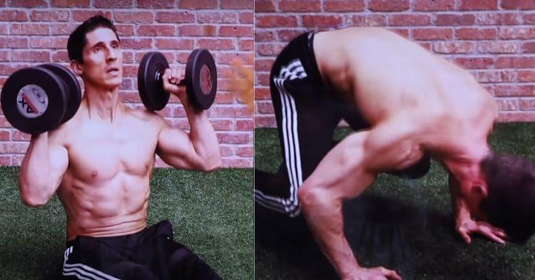 At Home Shoulder Exercises