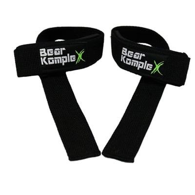 Bear Komplex Lasso Lifting Straps
