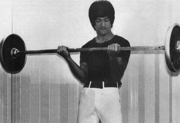 Bruce Lee Lifting
