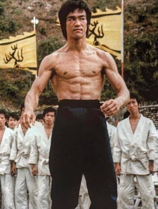 Bruce Lee Ripped