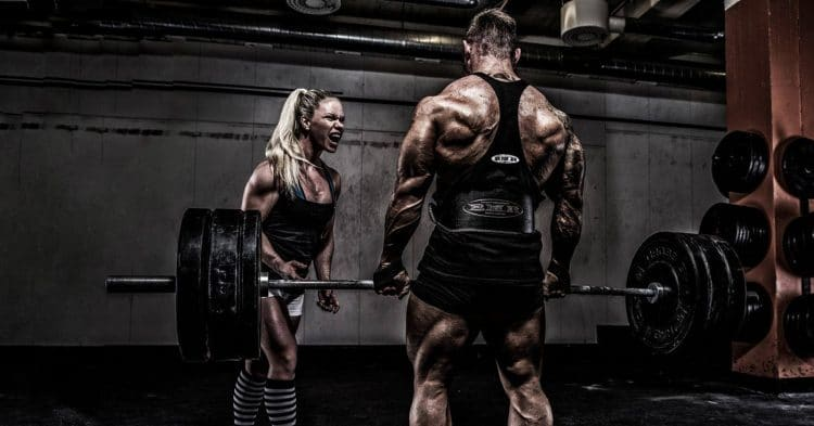 Burn Fat With Strength Training