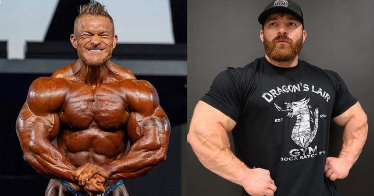 Flex Lewis Reflects On Journey To Open Bodybuilding Debut