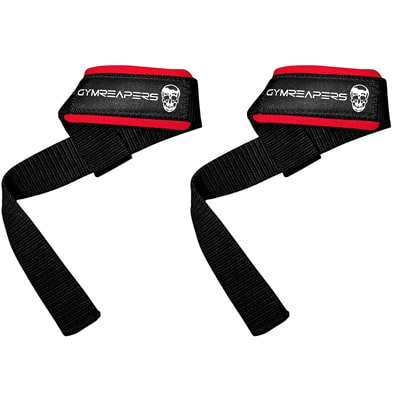 Gymreapers Lasso Lifting Straps