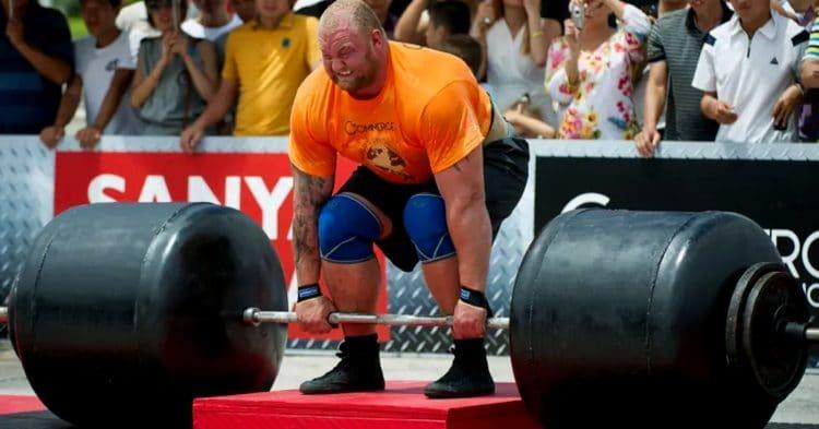 Iceland Strongest Man 2020