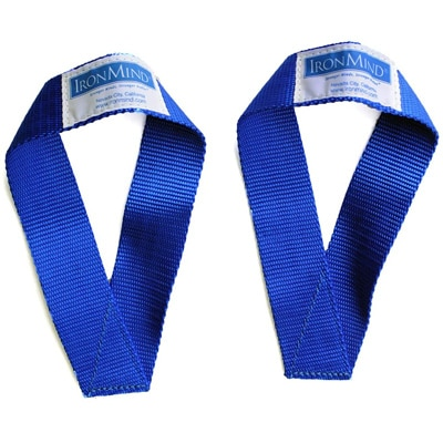 Ironmind Sew Easy Loop Lifting Straps