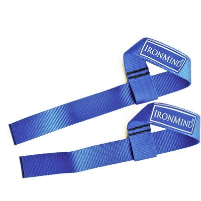 Ironmind Strong Enough Lasso Lifting Straps