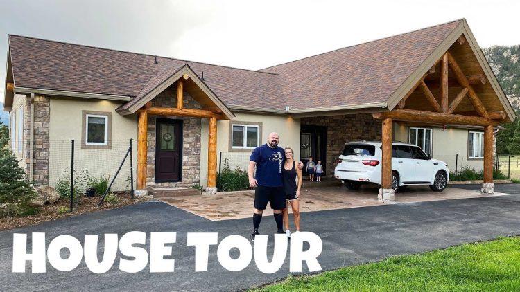 Brian Shaw Mountain Home