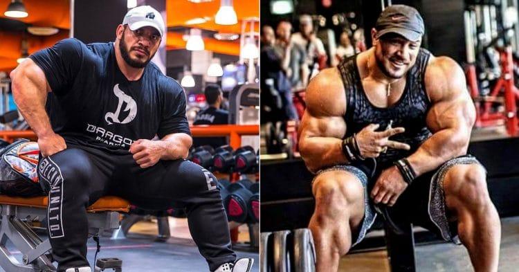 Roelly Winklaar And Big Ramy Leg Workout