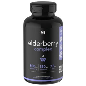 Sports Research Elderberry Complex