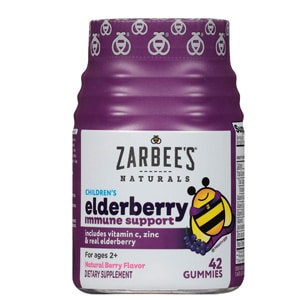 Zarbee S Naturals Children S Elderberry Immune Support