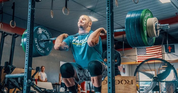 2020 Crossfit Games Day One