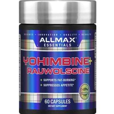 Allmax Essentials Yohimbine Rauwolscine Capsules
