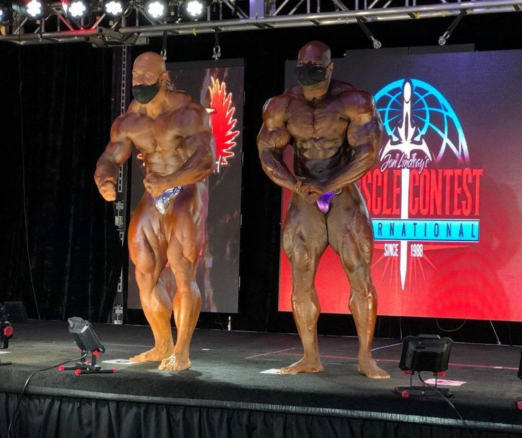 Antoine Vaillant And Maxx Charles