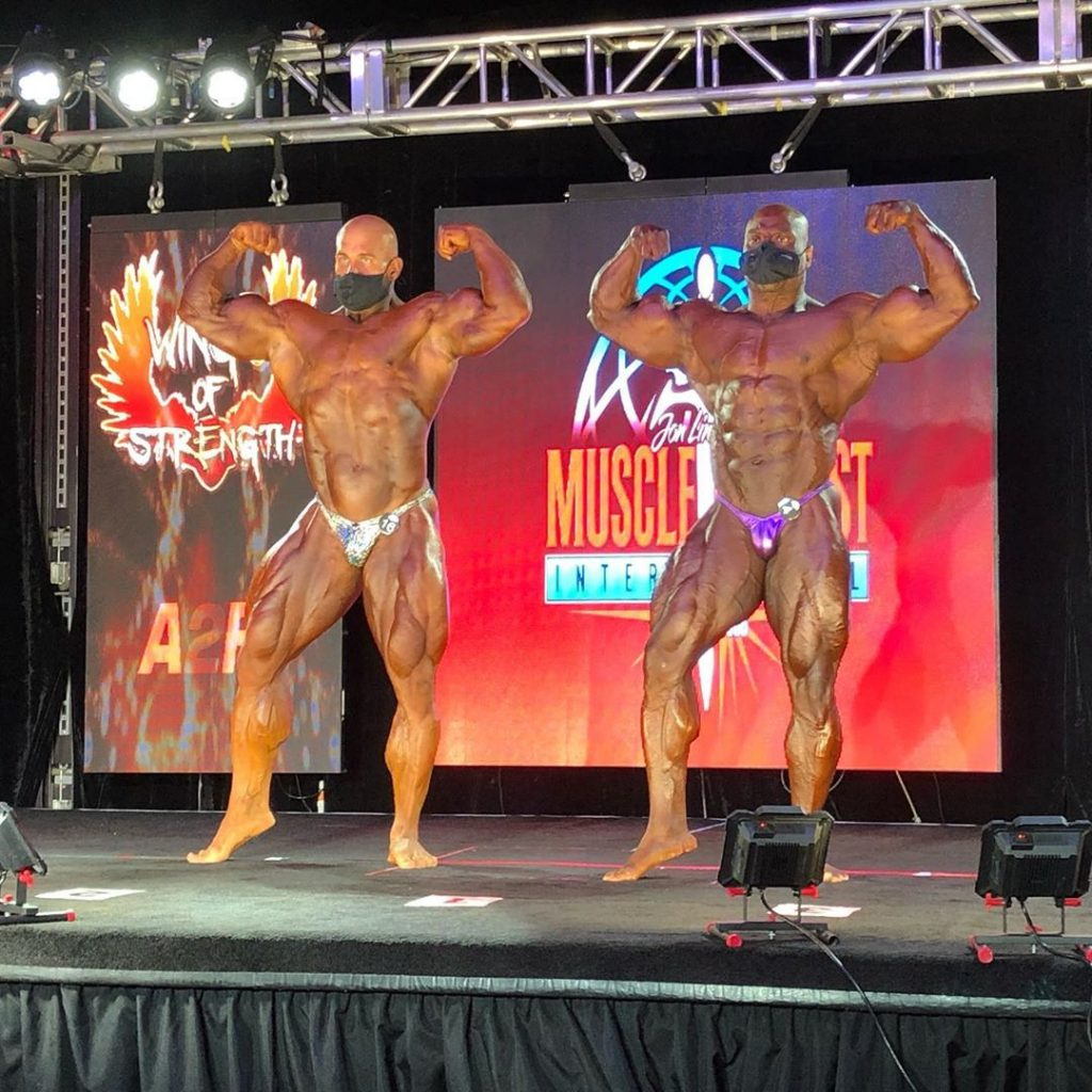 Antoine Vaillant And Maxx Charles Top 2