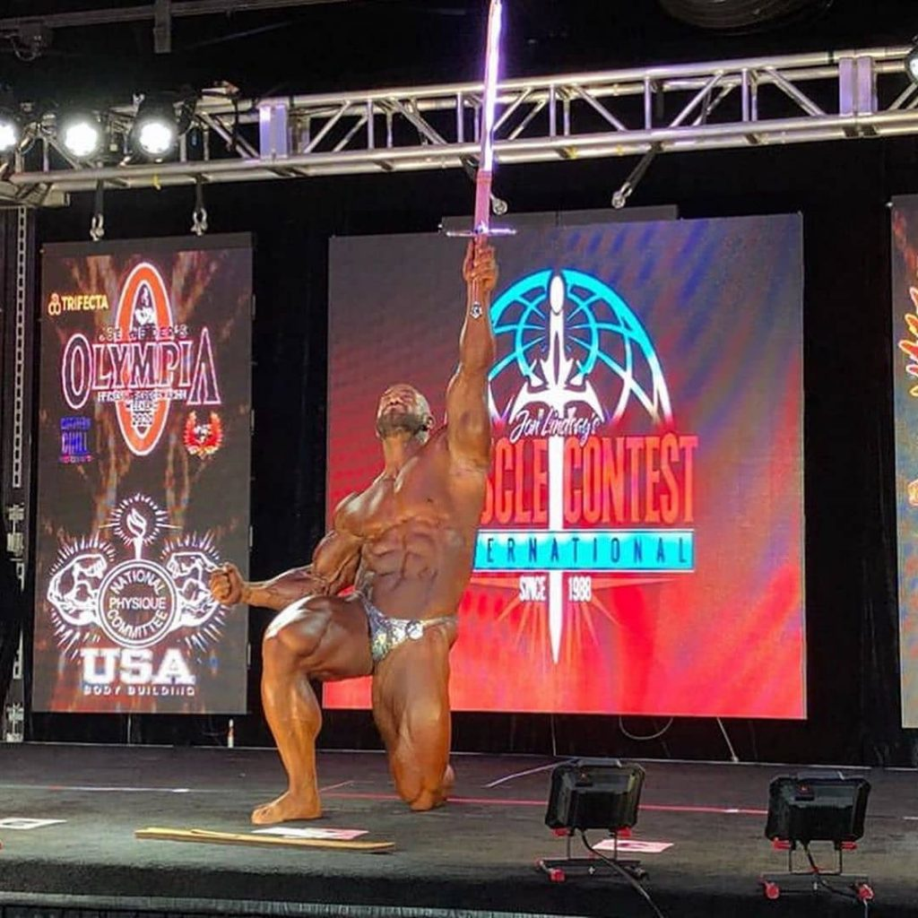 Antoine Vaillant At California Pro