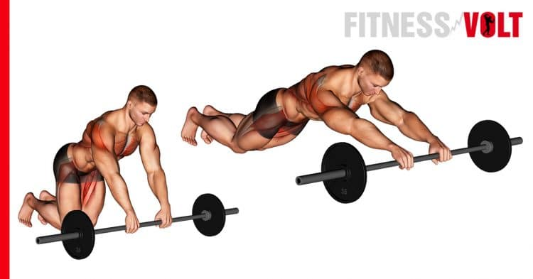 Barbell Rollout Hip