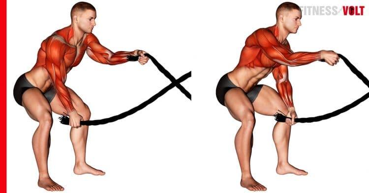 Battling Ropes Exercise Guide