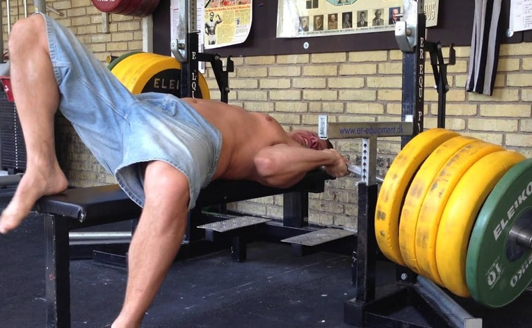 Bench Press Safety