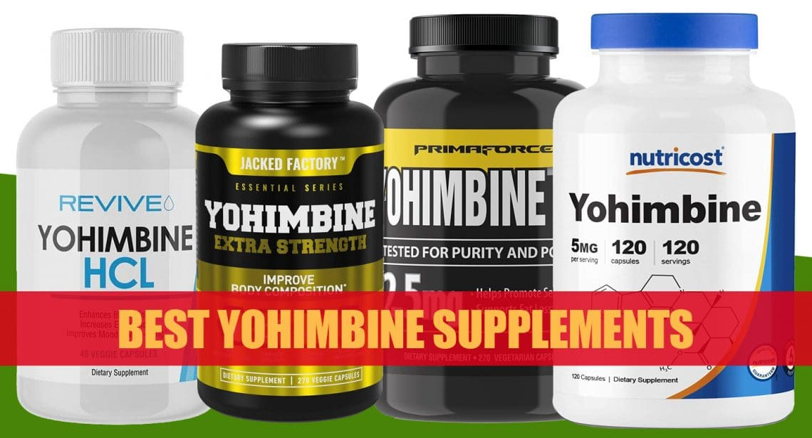 Best Yohimbine Supplements