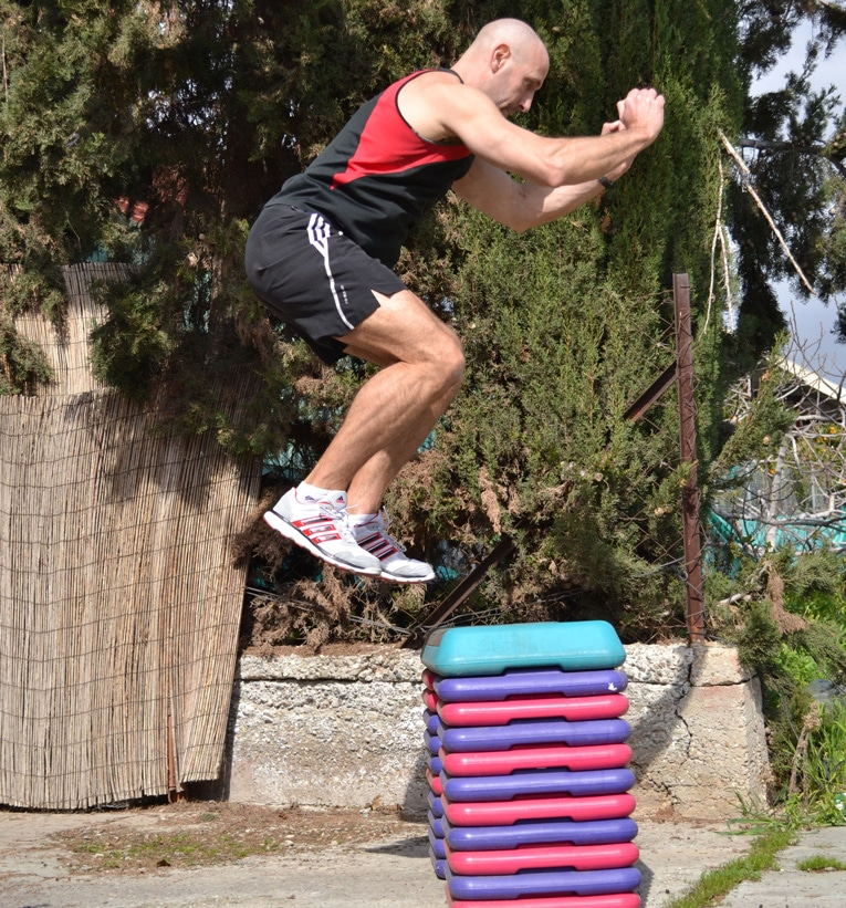 Box Jumps Exercises