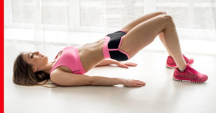How To Do The Glute Bridge – Fitness Volt