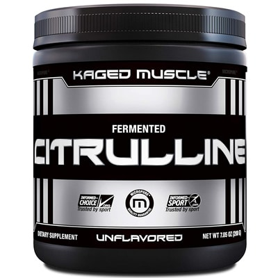 Kaged Muscle Fermented Citrulline Powder