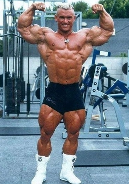 Lee Priest Cutting