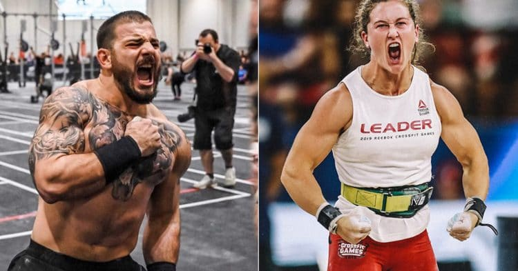 Mat Fraser And Tia Clair Toomey Won 2020 Crossfit Games