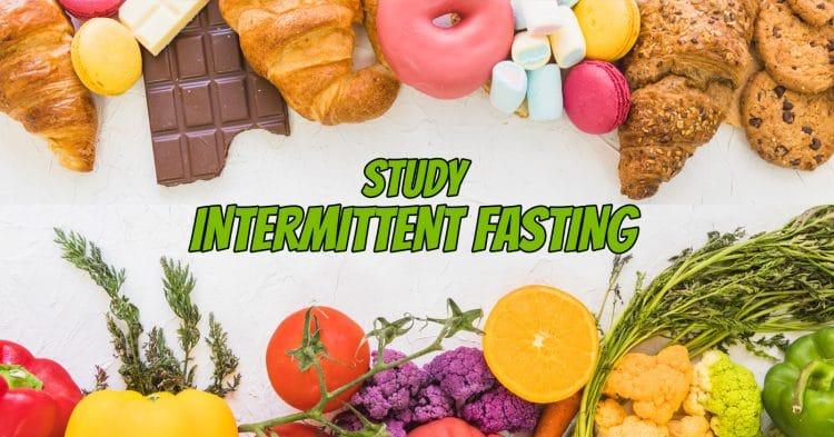 New Intermittent Fasting Study