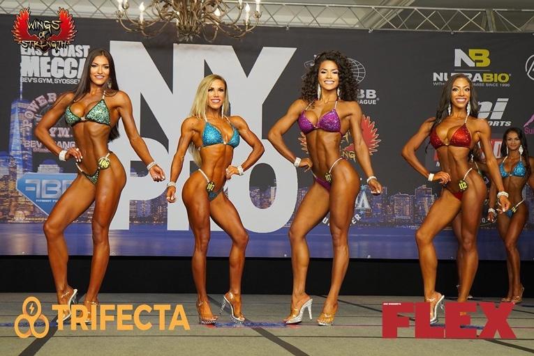 New York Pro 2020 Bikini