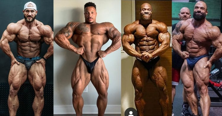 New York Pro 2020 Physique Update