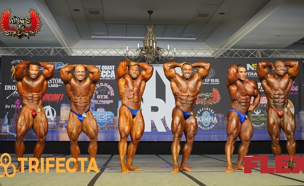 New York Pro Bodybuilding Finals