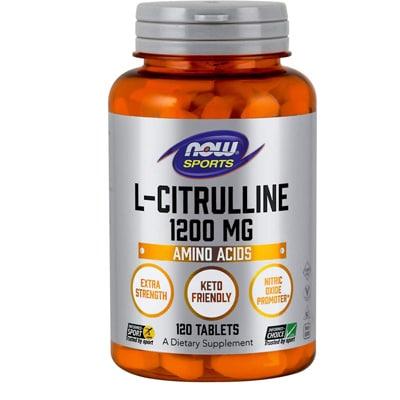 Now Foods L Citrulline Veggie Capsules