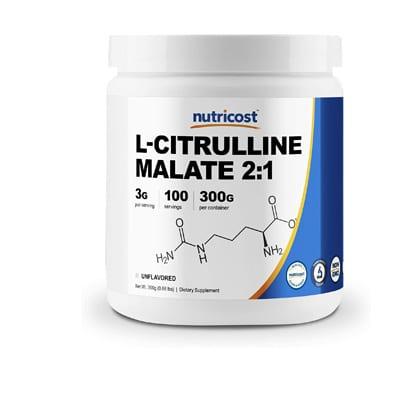 Nutricost L Citrulline Malate Powder