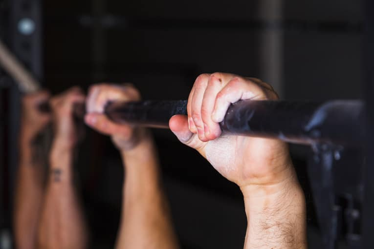 Pull Up Grip