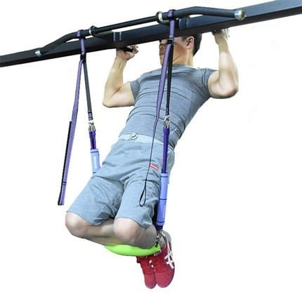 Resistance Band Pull Ups