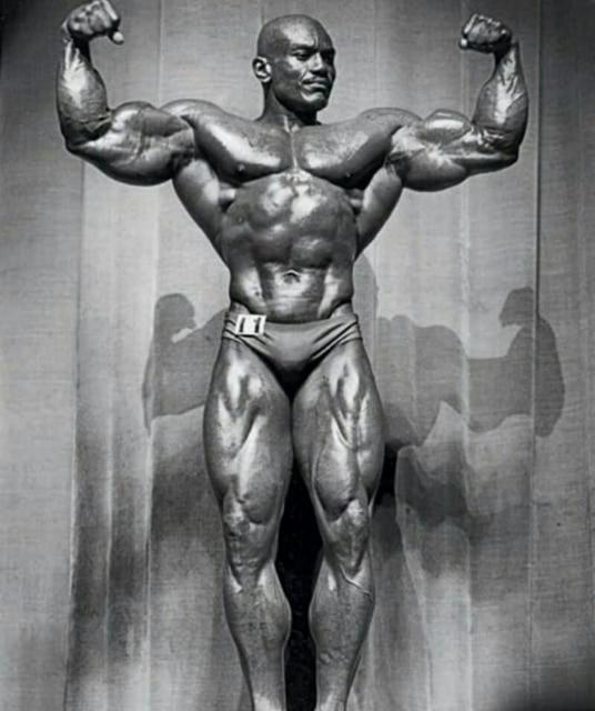 Sergio Oliva 2