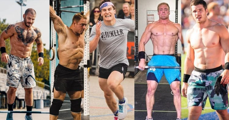 2020 Crossfit Games Top 5 Men