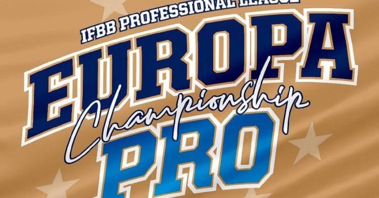 2020 Ifbb Europa Pro